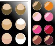 Palette.sh adows Lizenzfreie Stockfotografie