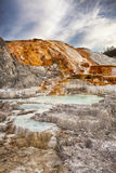 Palette Spring in Yellowstone Royalty Free Stock Image