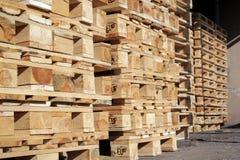 Paletten Lizenzfreies Stockfoto