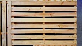 Paletten-Holz Stockfotografie