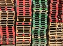 palettes Image libre de droits