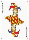 Palhaço simétrico Imagens de Stock Royalty Free