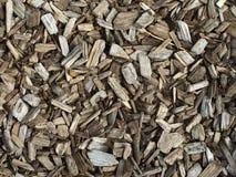 Palha de canteiro da casca da folhosa Imagens de Stock