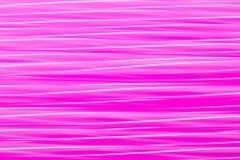 Palhas bebendo cor-de-rosa Fotos de Stock Royalty Free