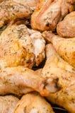 Pali del pollo Fotografie Stock Libere da Diritti