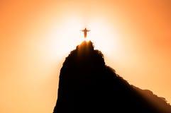 Palić Jezus Obrazy Royalty Free