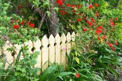 Palika ogrodzenie Fotografia Royalty Free