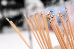 Palillo de ídolo chino Imagen de archivo