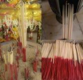 palillo de ídolo chino Fotos de archivo libres de regalías