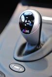Palillo de engranaje del cupé de BMW M3 Foto de archivo libre de regalías