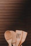 Palillo de la cuchara Fotografía de archivo