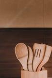 Palillo de la cuchara Fotos de archivo libres de regalías