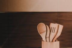 Palillo de la cuchara Imagen de archivo