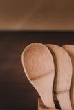 Palillo de la cuchara Fotografía de archivo libre de regalías