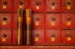 Palillo de la fortuna Imagen de archivo libre de regalías
