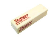 Palillo de la mantequilla Foto de archivo