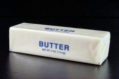 Palillo de la mantequilla Imagen de archivo libre de regalías