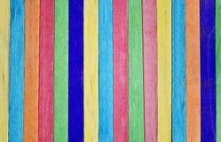 Palillo de madera del helado Imagenes de archivo