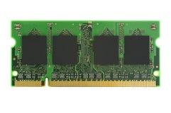 Palillo del RAM en blanco Fotos de archivo