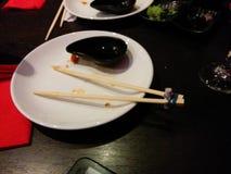 Palillo del sushi Imagenes de archivo