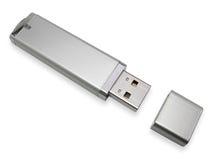 Palillo del USB Fotos de archivo libres de regalías