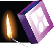 Palillo que corresponde con Imagen de archivo libre de regalías
