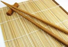 Palillos 1 del chino Foto de archivo