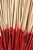 Palillos de ídolo chino Imágenes de archivo libres de regalías