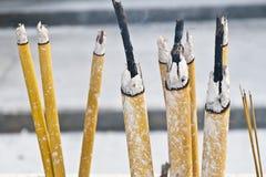 Palillos de ídolo chino Fotos de archivo