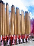 Palillos de ídolo chino Fotos de archivo libres de regalías