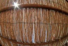 Palillos de bambú Fotos de archivo