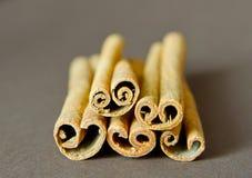 Palillos de canela Fotos de archivo
