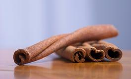 Palillos de cinamomo Imagen de archivo