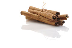 Palillos de cinamomo Imagenes de archivo