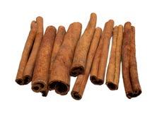 Palillos de cinamomo Fotos de archivo libres de regalías