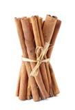 Palillos de cinamomo foto de archivo