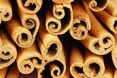Palillos de cinamomo Fotos de archivo