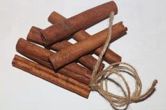 Palillos de cinamomo secados Fotografía de archivo libre de regalías