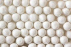 Palillos de la algodón Fotos de archivo