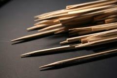 Palillos de la barbacoa Imagen de archivo