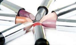 Palillos de labios Imagenes de archivo