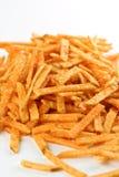 Palillos de las patatas fritas Imagenes de archivo