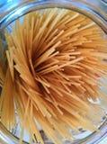 Palillos de los espaguetis Imagen de archivo libre de regalías