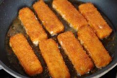 Palillos de pescados Imagen de archivo libre de regalías