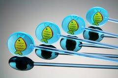 Palillos de Swizzle Fotografía de archivo libre de regalías