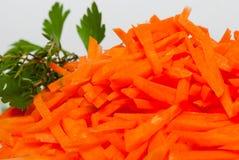 Palillos de zanahoria Fotografía de archivo libre de regalías