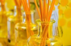 Palillos del aroma Foto de archivo libre de regalías