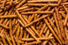 Palillos del pretzel Fotografía de archivo