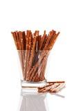 Palillos del pretzel Foto de archivo