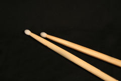 Palillos del tambor imagenes de archivo